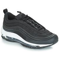 鞋子 女士 球鞋基本款 Nike 耐克 AIR MAX 97 W 黑色