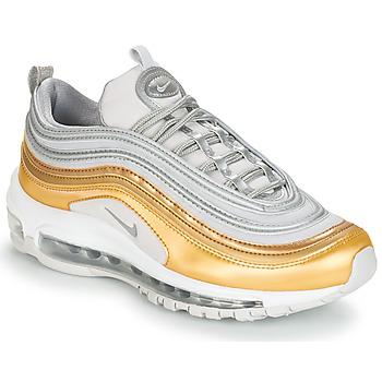 鞋子 女士 球鞋基本款 Nike 耐克 AIR MAX 97 SPECIAL EDITION W 灰色 / 金色