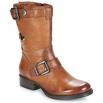 鞋子 女士 短筒靴 Dream in Green NARAMEL 棕色