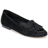 鞋子 女士 皮便鞋 Betty London JAPUTO 黑色