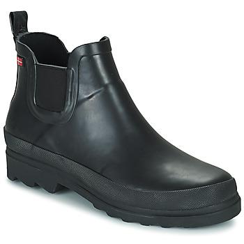 鞋子 女士 雨靴 Sanita FELICIA 黑色