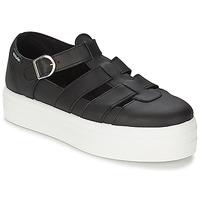 鞋子 女士 凉鞋 Victoria 维多利亚 SANDALIA PIEL 黑色