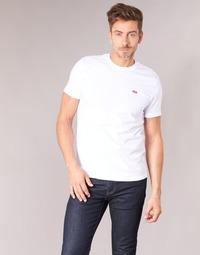 衣服 男士 短袖体恤 Levi's 李维斯 SS ORIGINAL HM TEE 白色