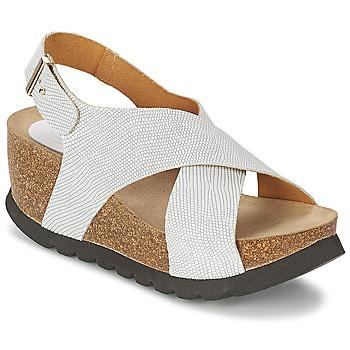 鞋子 女士 凉鞋 Ganadora SARA 白色