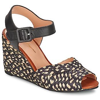 鞋子 女士 凉鞋 Robert Clergerie DISON 黑色
