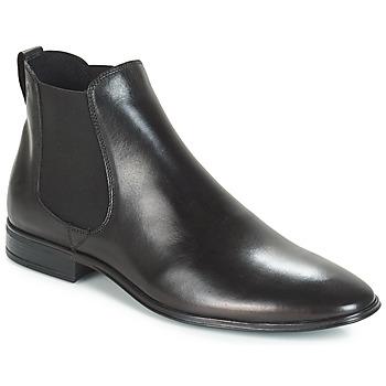 鞋子 男士 短筒靴 Carlington 卡尔顿 JEVITA 黑色