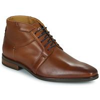 鞋子 男士 短筒靴 Carlington 卡尔顿 JESSY 棕色
