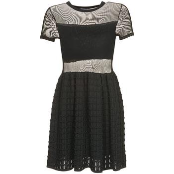 衣服 女士 短裙 Brigitte Bardot ALBERTINE 黑色