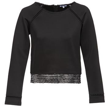 衣服 女士 卫衣 Brigitte Bardot AMELIE 黑色