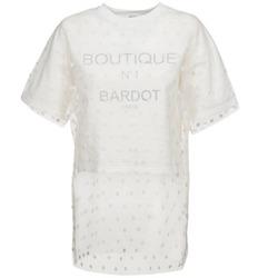 衣服 女士 卫衣 Brigitte Bardot ANASTASIE 浅米色