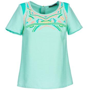 衣服 女士 女士上衣/罩衫 Color Block ADRIANA 蓝色