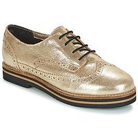 鞋子 女士 德比 Coolway AVO 金色 / 黑色