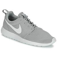 鞋子 男士 球鞋基本款 Nike 耐克 ROSHE ONE 灰色 / 白色