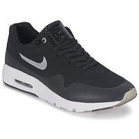 鞋子 女士 球鞋基本款 Nike 耐克 AIR MAX 1 ULTRA MOIRE 黑色