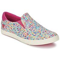 鞋子 女士 平底鞋 Gola DELTA LIBERTY KT 白色 / 玫瑰色 / 蓝色