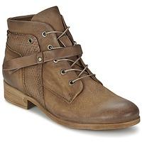 鞋子 女士 短筒靴 Mjus SANDEO 棕色