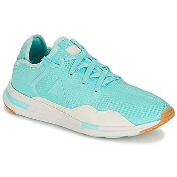 鞋子 女士 球鞋基本款 Le Coq Sportif 乐卡克 SOLAS W SUMMER FLAVOR 蓝色