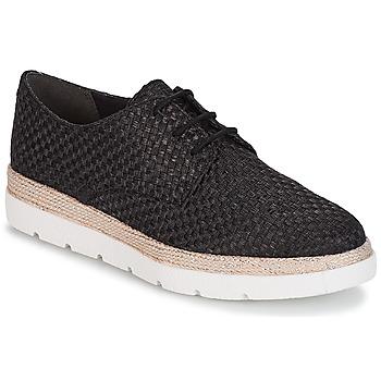 鞋子 女士 德比 S.Oliver  黑色