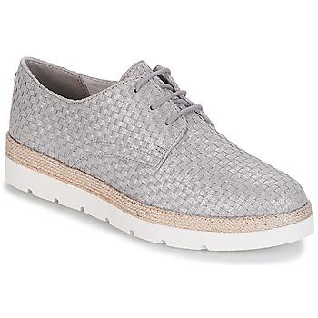 鞋子 女士 德比 S.Oliver  银色