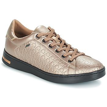 鞋子 女士 球鞋基本款 Geox 健乐士 D JAYSEN 米色