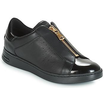 鞋子 女士 球鞋基本款 Geox 健乐士 D JAYSEN 黑色