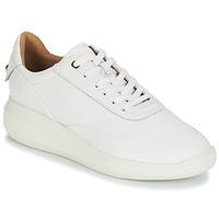 鞋子 女士 球鞋基本款 Geox 健乐士 D RUBIDIA 白色