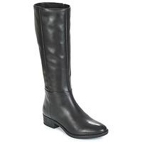 鞋子 女士 都市靴 Geox 健乐士 D FELICITY 黑色
