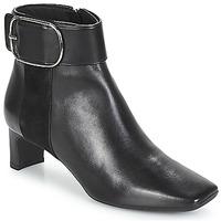 鞋子 女士 短靴 Geox 健乐士 D VIVYANNE MID 黑色