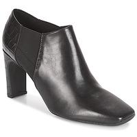 鞋子 女士 短靴 Geox 健乐士 D VIVYANNE HIGH 黑色