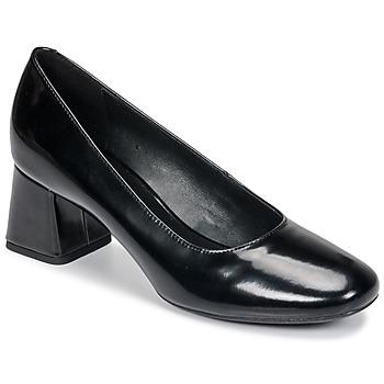 鞋子 女士 高跟鞋 Geox 健乐士 D SEYLISE MID 黑色