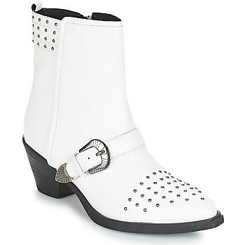 鞋子 女士 短靴 Geox 健乐士 D LOVAI 白色