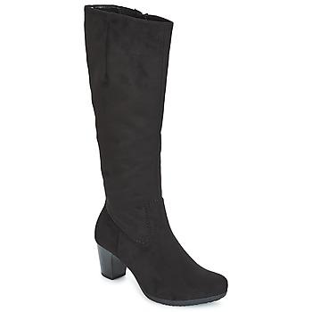 鞋子 女士 都市靴 Gabor 嘉宝 NIRUYA 黑色