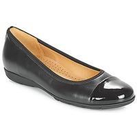 鞋子 女士 平底鞋 Gabor 嘉宝 BORINA 黑色