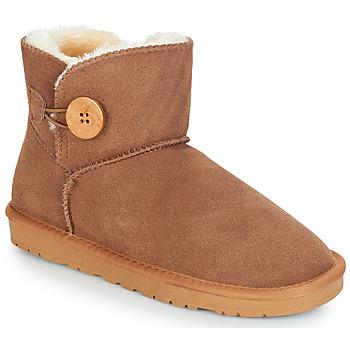 鞋子 女士 短筒靴 Kaleo NEDRI 驼色