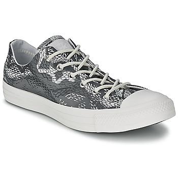 鞋子 女士 球鞋基本款 Converse 匡威 CT REPT PRT OX 黑色 / 白色