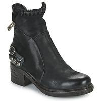 鞋子 女士 短筒靴 Airstep / A.S.98 NOVA 17 黑色