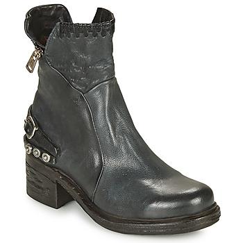 鞋子 女士 短筒靴 Airstep / A.S.98 NOVA 17 蓝色 / 黑色