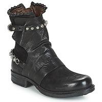 鞋子 女士 短筒靴 Airstep / A.S.98 SAINT 14 黑色