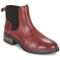 鞋子 女士 短筒靴 Casual Attitude JELIA 波尔多红