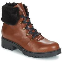 鞋子 女士 短筒靴 Casual Attitude JENO 棕色