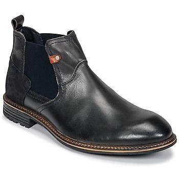 鞋子 男士 短筒靴 Casual Attitude FIORELLA 灰色 / Fonce