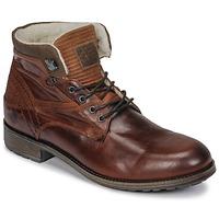 鞋子 男士 短筒靴 Casual Attitude JOPA 棕色