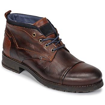 鞋子 男士 短筒靴 Casual Attitude JABILON 棕色