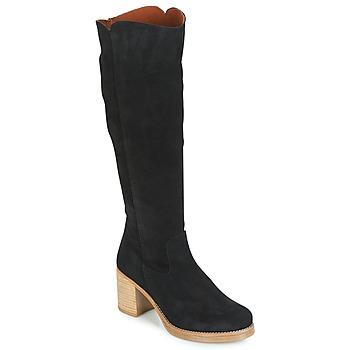 鞋子 女士 都市靴 Casual Attitude HAPI 黑色