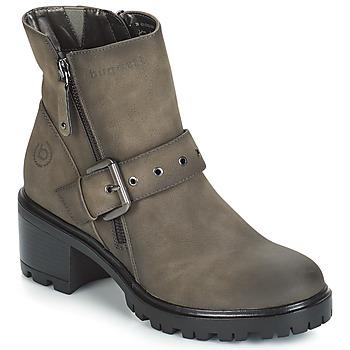鞋子 女士 短靴 Bugatti BORLAM 灰色