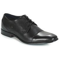 鞋子 男士 德比 Bugatti ROMEI 黑色