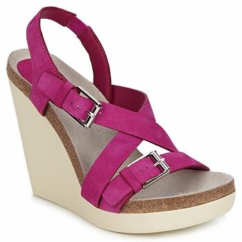 鞋子 女士 凉鞋 Jil Sander JS16295 玫瑰色