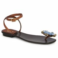 鞋子 女士 凉鞋 Marc Jacobs MJ16131 棕色 / 蓝色
