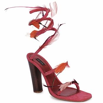 鞋子 女士 凉鞋 Marc Jacobs MJ16385 玫瑰色