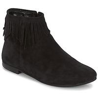 鞋子 女士 短筒靴 André COACHELLA 黑色